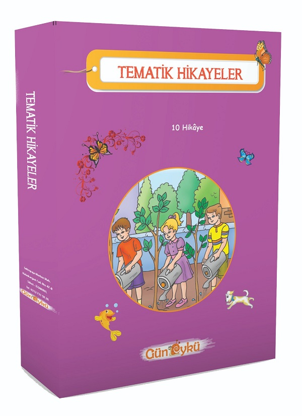 Read more about the article Tematik Hikayeler